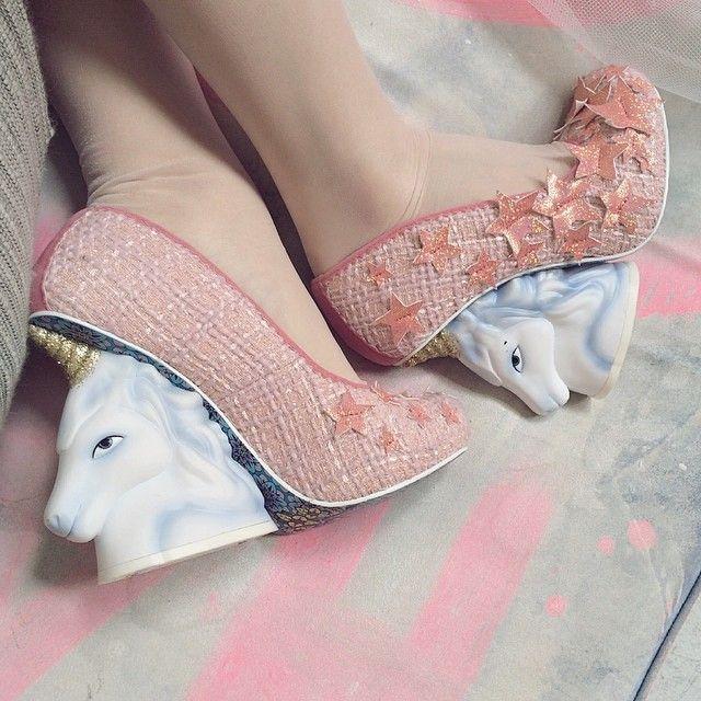 chaussures licornes