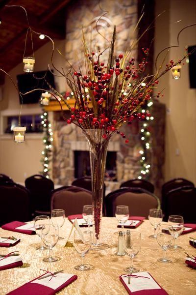 decorations de noel pour un mariage (2)