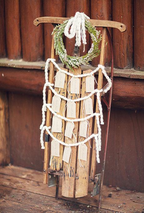 decorations de noel pour un mariage (5)