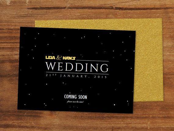 Top Ton mariage sur le thème de Star Wars tu feras - Mariage.com GD91