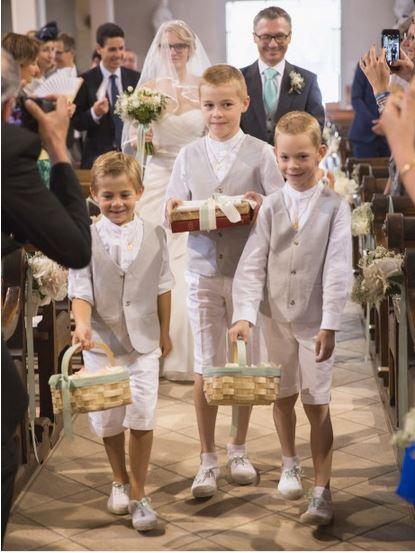 mariage de pauline eglise