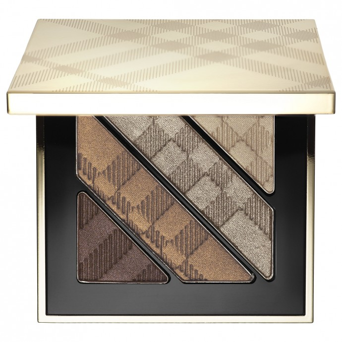 palette burberry maquillage