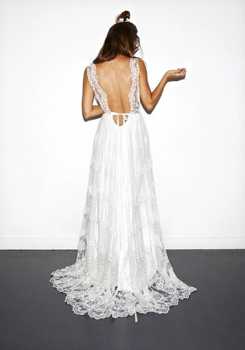 10 robes de mariée au dos nu sensationnel - Page 2 sur 2 - Mariage ...