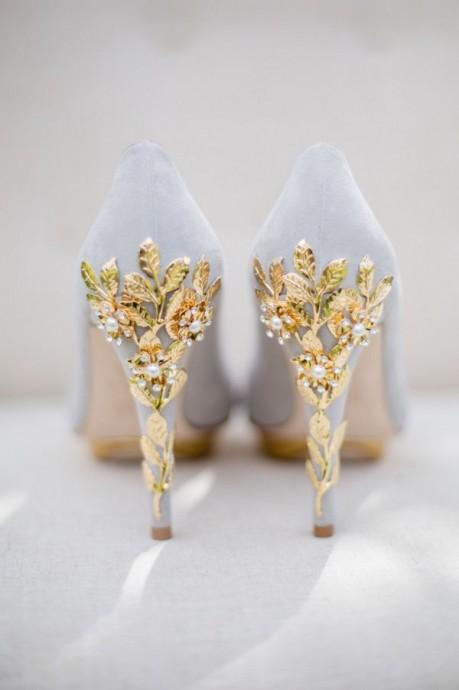 chaussures de mariee