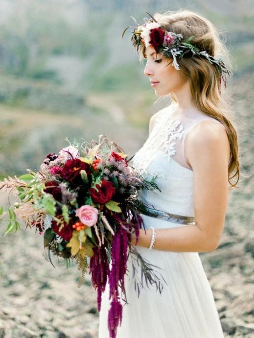 coiffure pour une mariee au naturel (10)