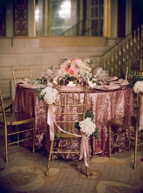 decoration de mariage couleur metallique (7)