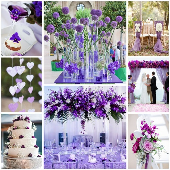 mon mariage sous le signe du violet. Black Bedroom Furniture Sets. Home Design Ideas
