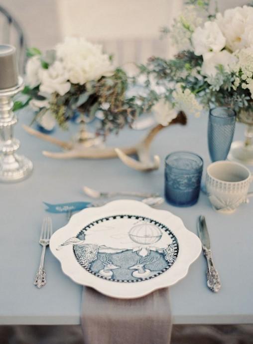 vaisselles de mariage