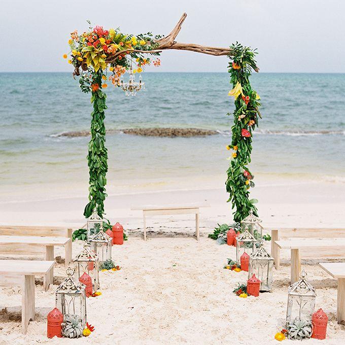 Extrem 10 belles idées pour créer une arche de mariage - Page 2 sur 2  EO05