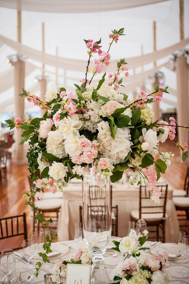 Centre de table mariage 11