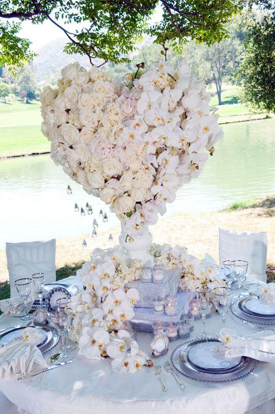 Centre de table mariage 2