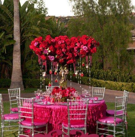 Centre de table mariage 4