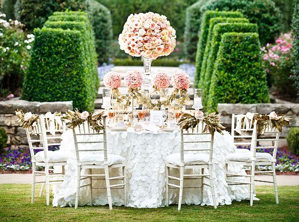 Centre de table mariage 6