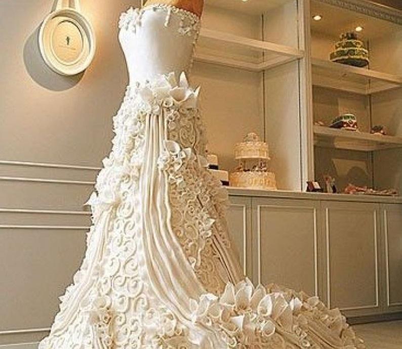 ... gâteaux Haute Couture vus sur Pinterest - Page 2 sur 2 - Mariage.com