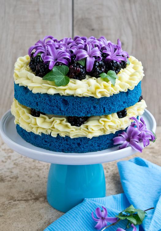 Nake cake colore