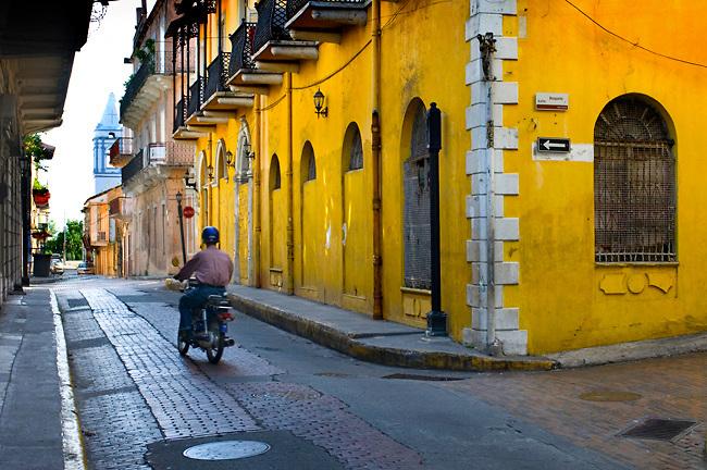 Le vieux Panama et son architecture Coloniale