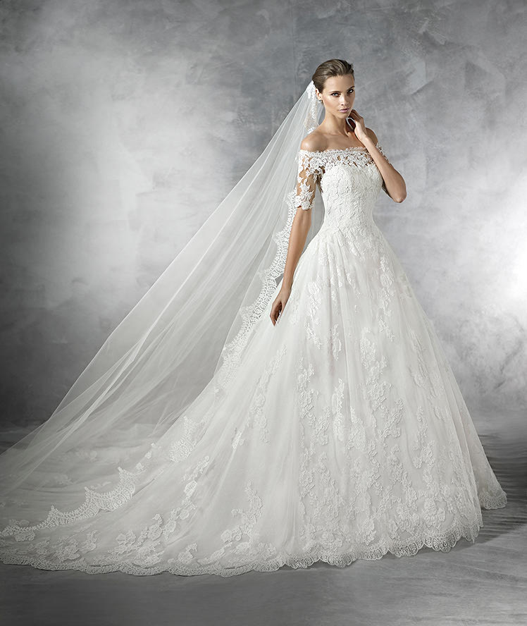 Robe Pleasant Pronovias