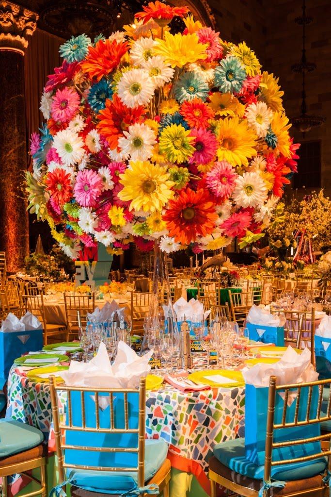 centre de table pour un mariage incroyable  (4)
