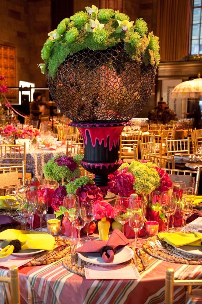 centre de table pour un mariage incroyable  (8)