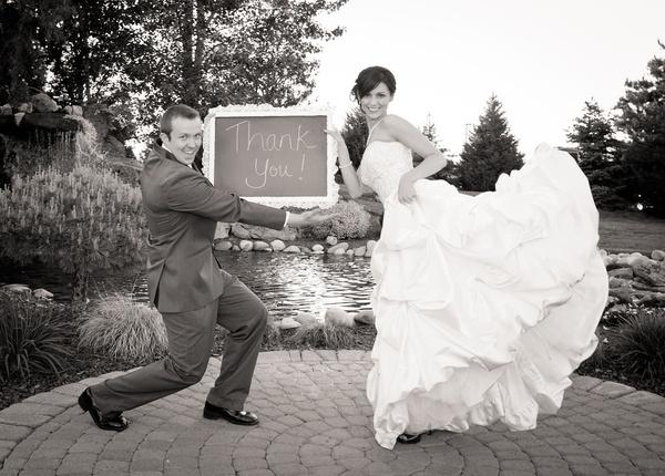 comment dire merci a ses invites de mariage (1)