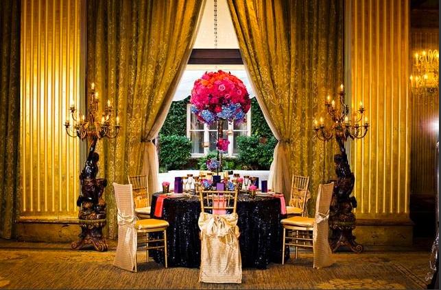 decoration chaise de mariage