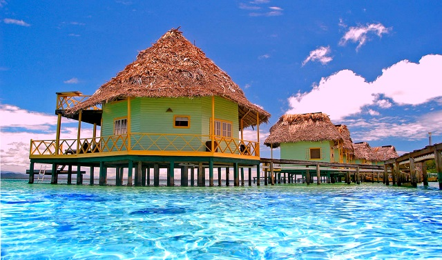 Le Punta Caracol Acqua Lodge Bocas Del Toro
