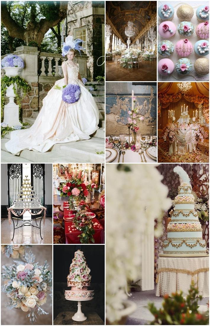 essai 2 planche mariage baroque