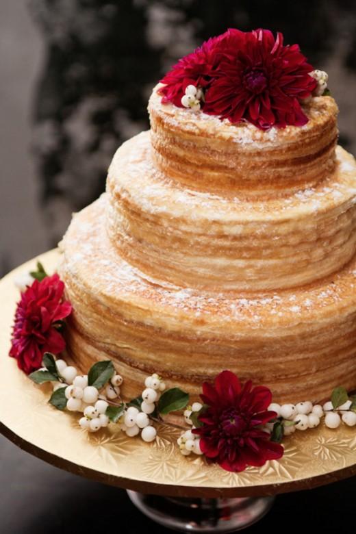 gateau de mariage avec des crepes (4)