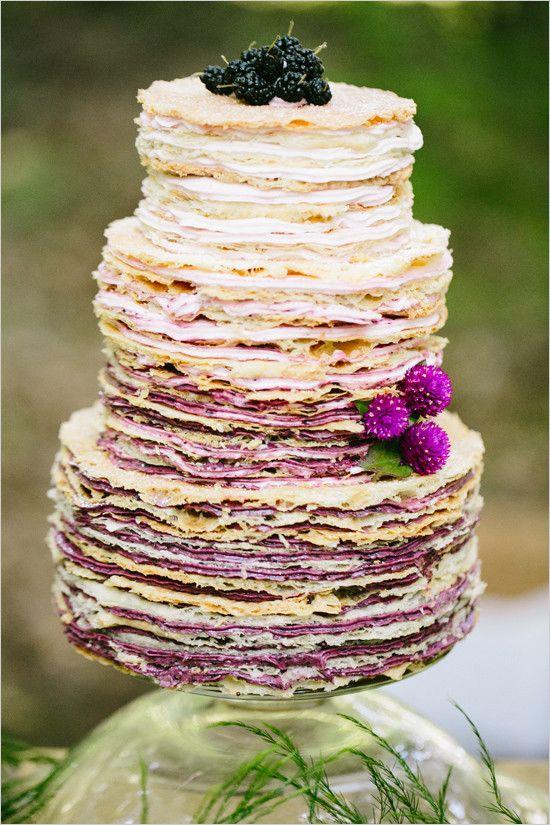 gateau de mariage avec des crepes (5)