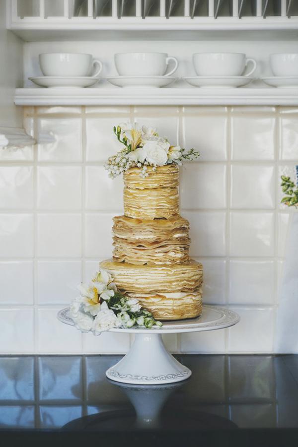 gateau de mariage avec des crepes (7)