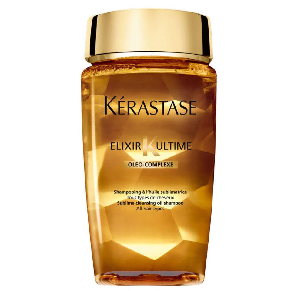 kerastase elixir ultime shampoing