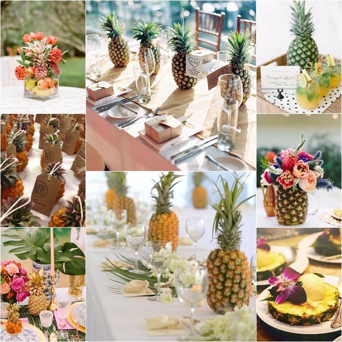 mariage ananas