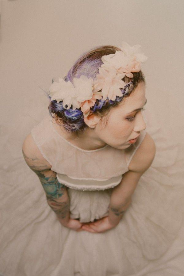 mariee aux cheveux rainbow (1)