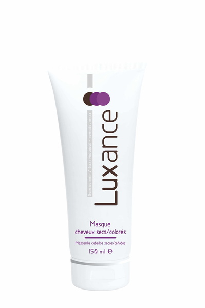 masque cheveux secs Luxance by akeo 11.90 euros