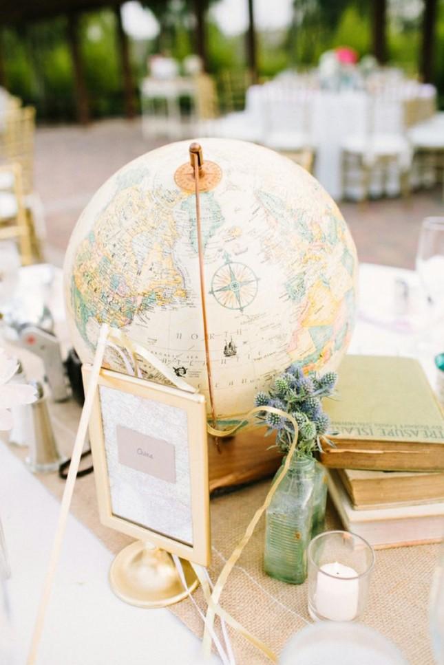 mon mariage sur le theme du voyage et du tour du monde (1)