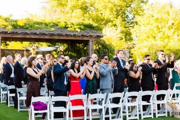 gérer les invités paparazzis-mariage
