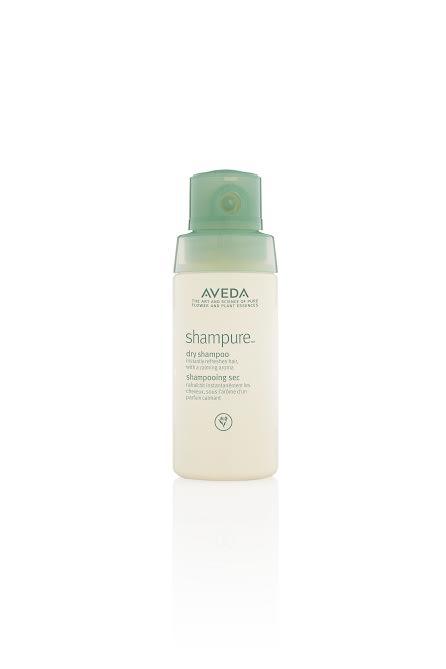 shampoing sec aveda