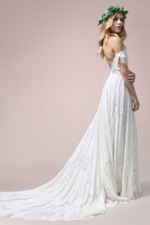 Robe de mariée Zara par Rue de Seine collection 2016 - Robes ...