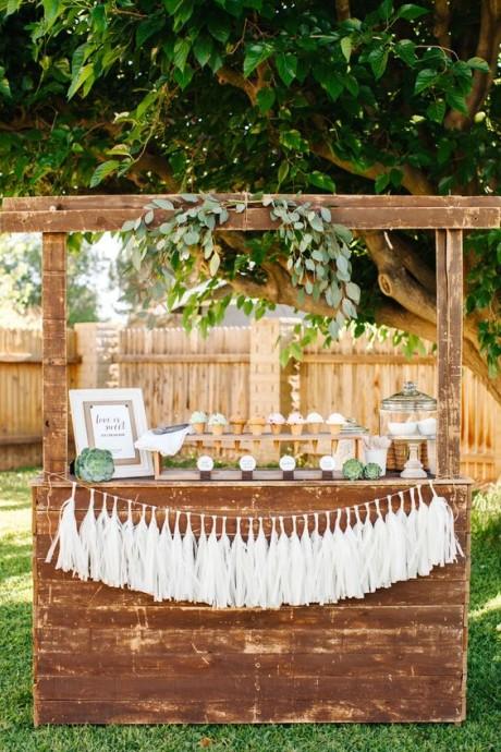 bar pour faire des glaces en exterieur mariage idee presentation