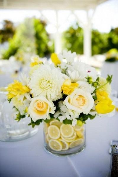 bouquet-roses-jaunes-citron-mariage
