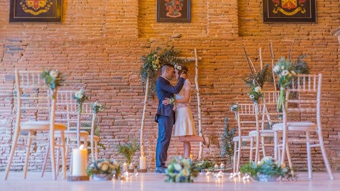 deco-interieure-mariage-cuivre-bleu