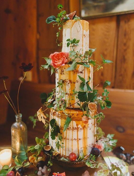 drip cake woods