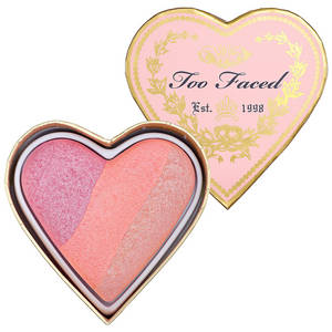 maquillage blush too faced collection candy glow