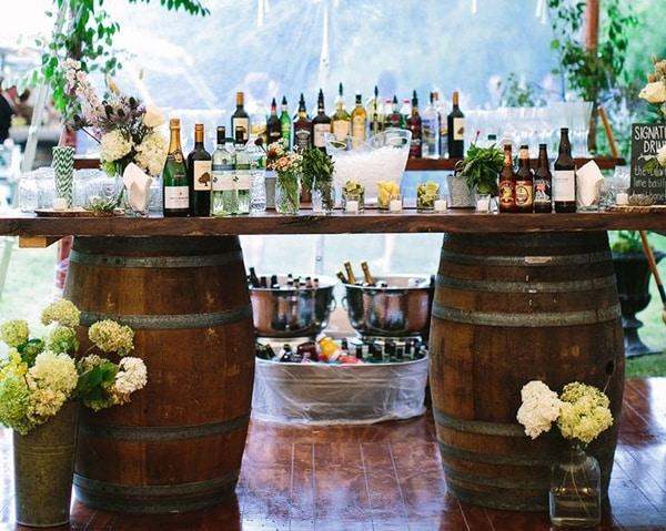 Fabuleux Quelle quantité de boissons prévoir pour un mariage ? - Mariage.com KN84