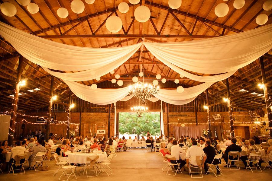 reception mariage ferme idee lieu