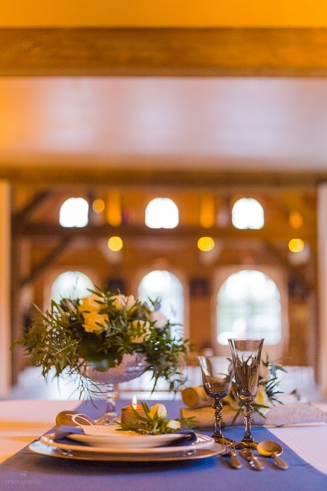 table-mariage-toulouse-cuivre-bleu