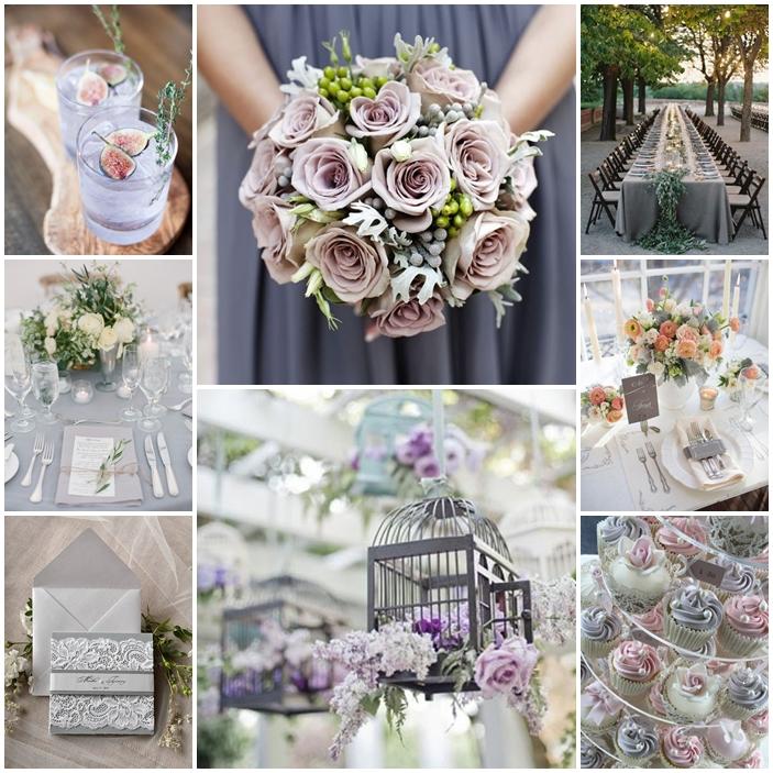 tableau lilac gray