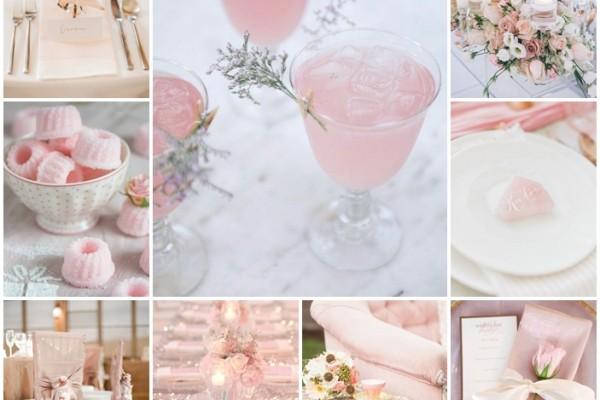 tableau rose quartz