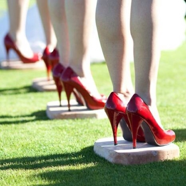 talons invitees mariage protection hauteur pierre
