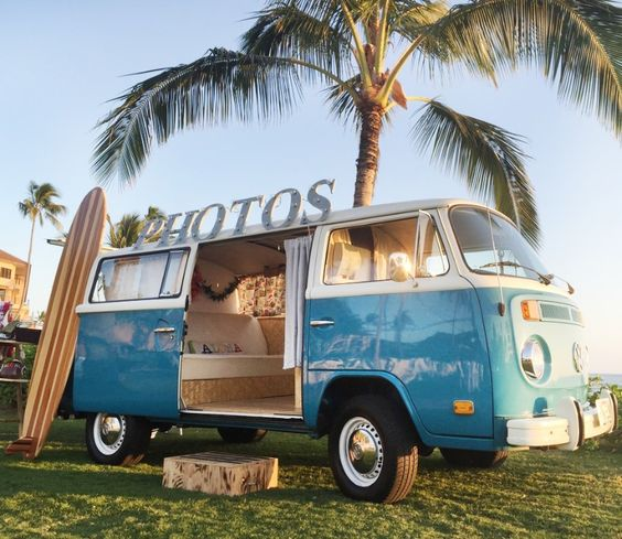 photobooth vacances mini bus